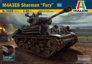 "Sherman M4A3e8 ""Furry"""